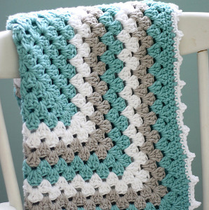 Free Crochet Baby Patterns For Blankets : 40+ Quick and Easy Crochet Baby Blanket Patterns ...