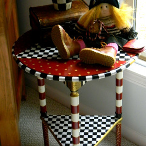 Fun Circus Table