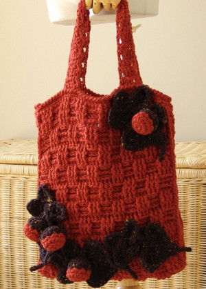 Forest Floor Tote Bag