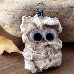 How to Make Charms Mummified