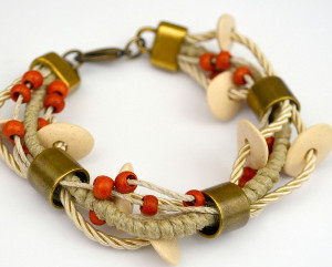 Fresh Fall Colors Bracelet