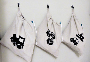 Handy Dandy Drawstring Storage Bags