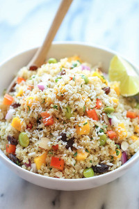 Whole Foods California Quinoa Salad