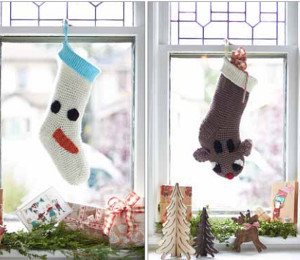 Christmas Character Stockings