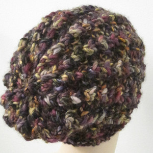 Chunky Triangle Rib Hat