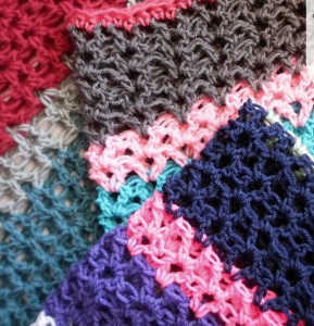 How to Crochet V-Stitch