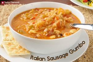 Italian Sausage Gumbo