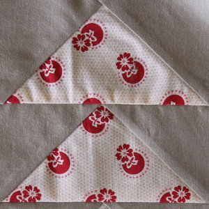 Quick and Easy Flying Geese Quilt Block