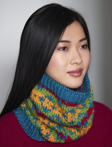 Bright Diamonds Cowl