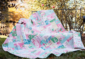 Rosewater Quilt