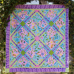 Sweet Lady Jane Quilt