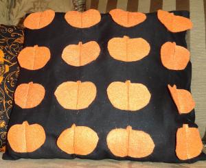 Fabric pumpkin patterns other pumpkin craft ideas
