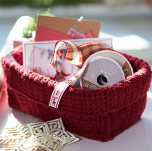 Simple Stash Basket