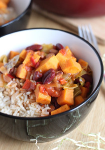 Surprise Sweet Potato Stew