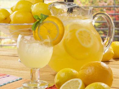 Fresh Lemonade Mrfood Com