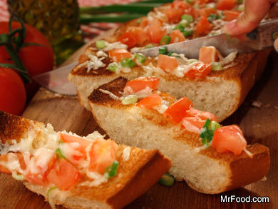My Way Bruschetta