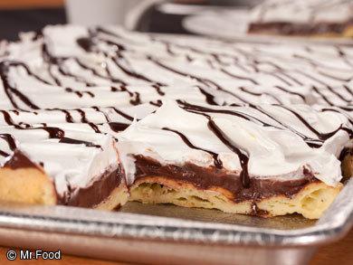 Eau Claire Cake Recipe