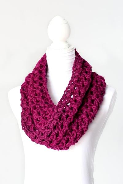 Chunky Crochet Cowl Allfreecrochet Com