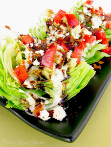 Outback Steakhouse Wedge Salad Copycat Recipe