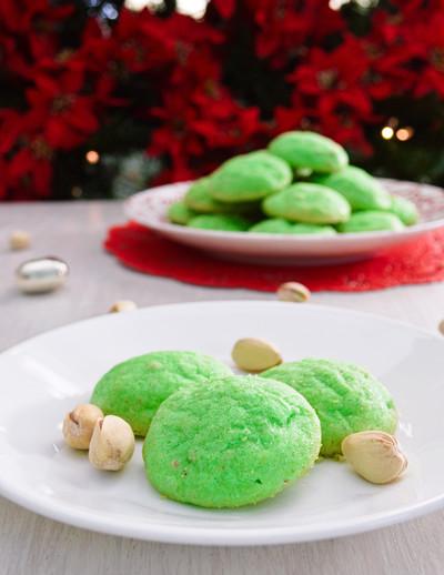 World's Best Pistachio Cookies