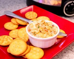 Creamy New England Clam Dip