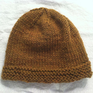 Chestnut Heirloom Hat