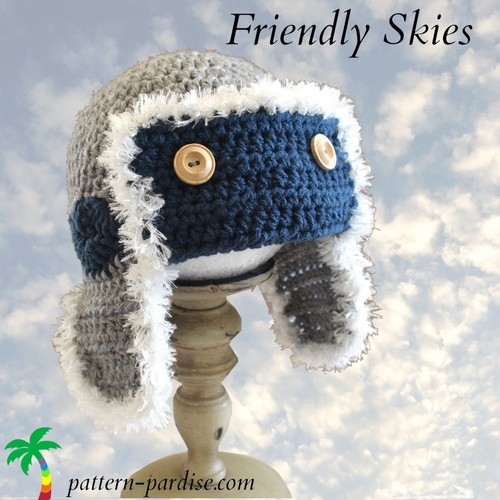Friendly Skies Hat for Anyone