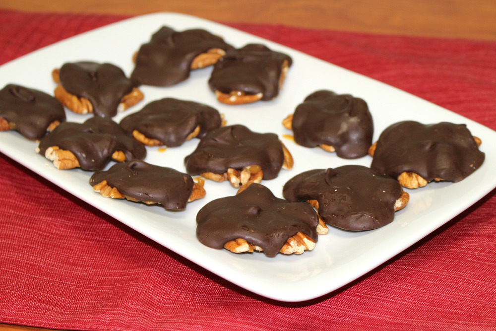Easy Chocolate Coating For Candy