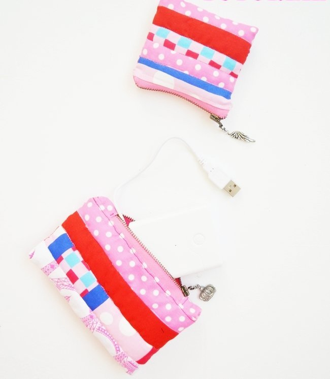 Quilted Coin Purse Pattern Allfreesewing Com