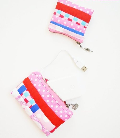 quilted coin purse pattern ir