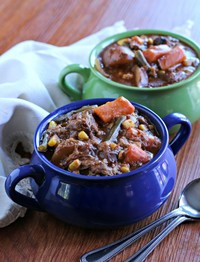 Farmer's Market Vegetable Beef Stew