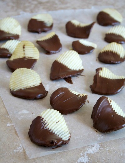 chocolate covered potato chips master