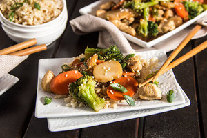 30-Minute Chicken Stir Fry