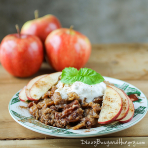 Easy All-Day Apple Pie