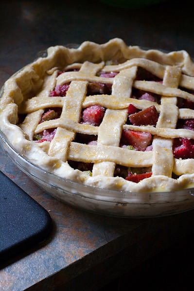 How to Make Lattice Pie Crust full