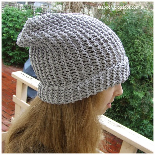 50 shades of grey beanie ir