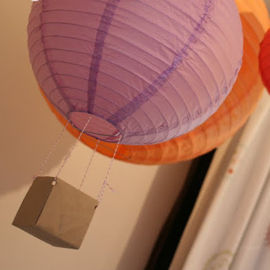 Darling Hot Air Balloon Lanterns IMR