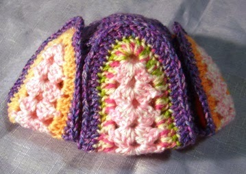 Mile a Minute Baby Hat