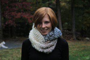 Cozy Eternity Scarf