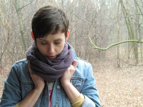 lavender magic scarf IR