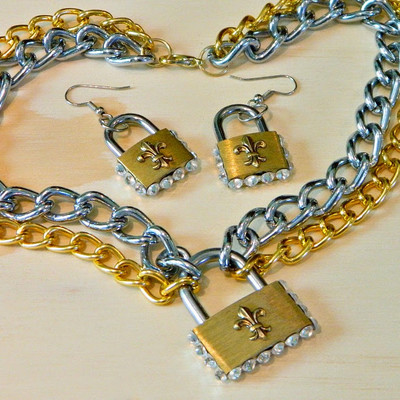 Lovely Lock Jewelry