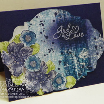 Create the Ombre Effect with Stamps IMR