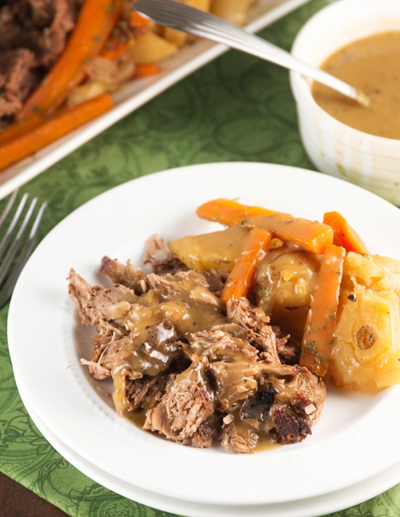 Absolute Perfection Pot Roast