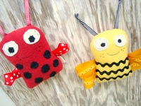 20 Kid Approved Crafts: Easy Sewing Projects to Keep Them Busy