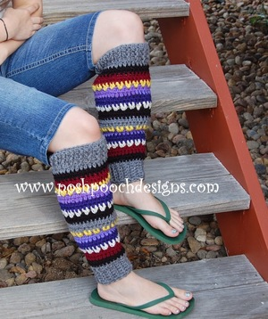 Stash-Busting Leg Warmers