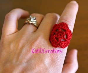 Put a Crochet Ring On It
