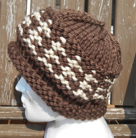 Tweedy Hope Hat