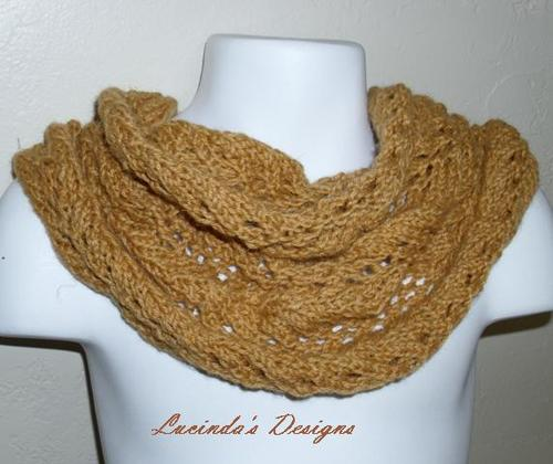 Easy Custom Cowl Pattern