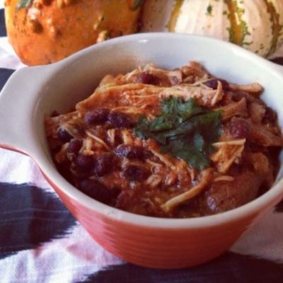 5-Ingredient Paleo Cowboy Chicken