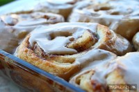 Just Like Pioneer Woman's Cinnamon Rolls